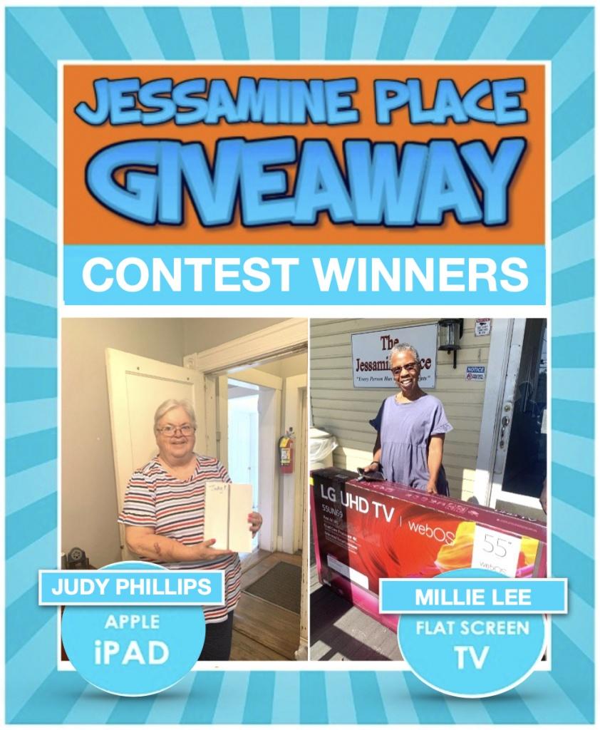 JP Drawing Winners